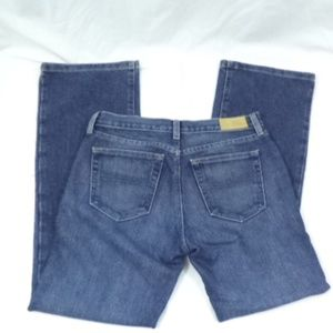 Tommy Hilfiger Low Rise Boot Cut Jeans Size 4